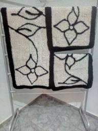 Tapetes decorativo frufru