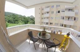 Apartament 2 quartos sendo 1 suite no condomínio - Portal de Itaipu