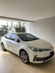 Corolla 2.0 XEI Branco Perolizado Impecável