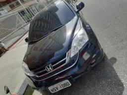 Honda crv 2010 2.0 automático teto solar e câmbio automático de seis velocidades