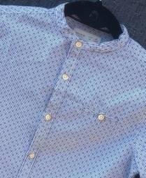 Camisa infantil ZARA