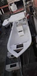Formas da spin boat náutica
