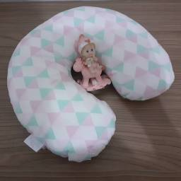 Almofada de pescoço para bebê