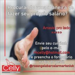 Vendedora Para a Loja Celly Calçados de Biguaçu e Antônio Carlos