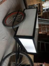 Reboque para bicicleta