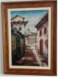 Título do anúncio: Quadro Valter Cardoso, 1978 0,65 x 0,84m