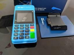 Título do anúncio: maquina de imprimir comprovante /pro 2 mercado pago /maquina de cartão promoção