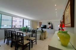 Apartamento com 3 quartos para alugar, 147 m² por R$ 5.800/mês - Boa Viagem - Recife/PE