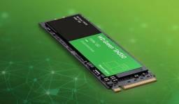 Título do anúncio: SSD M. 2 WD Green PC SN350 240GB, PCIe, NVMe, Leitura: 2400MB/s
