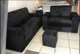 Título do anúncio: Sofa direto da fabrica cm entrega grátis hoje