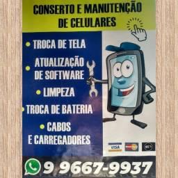 Topscell concerto e manutenção de celular