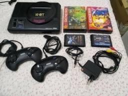 Título do anúncio: Mega Drive Original da época