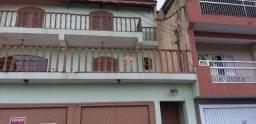 Ótimo sobrado para locação, 5 quartos, 4 vagas - Vila Guarani - Mauá / SP