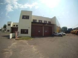 Locação | Barracão com 500m². Parque Industrial, Maringá