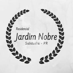 Terreno à venda, 250 m² - Jardim Nobre - Sabáudia/PR