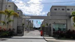 Título do anúncio: Apartamento com 2 dormitórios para alugar, 44 m² por R$ 900,00/mês - Campo Grande - Rio de