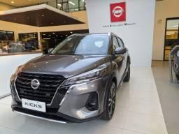 Título do anúncio: Novo Nissan Kicks Exclusive Pack Tech CVT