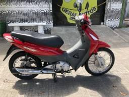 Título do anúncio: Biz 2006 com partida elétrica e pedal
