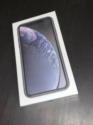 Iphone XR preto 128gb novo (lacrado)