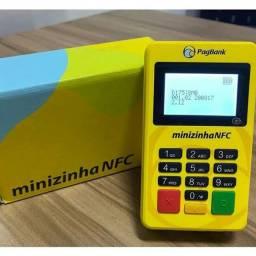 Minizinha NFC - Maquininha de cartão Pag Seguro - Lançamento