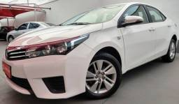 Título do anúncio: Toyota Corolla 1.8 GLI Flex Aut. 2014/2015