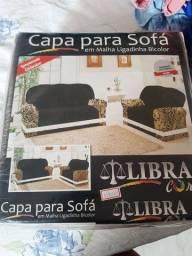 Capa para sofá 2 e 3 lugares nova R$100