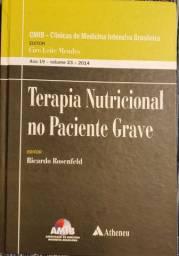 Terapia Nutricional no Paciente Grave - CMIB