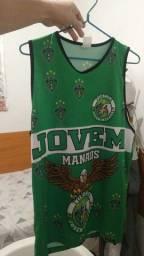 Título do anúncio: Camisa regata torcida jovem Manaus