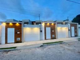 Casa Duplex no melhor do Eusébio com 3 Suites e fino acabamento