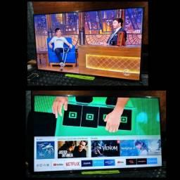 Título do anúncio: Smart Tv Led 55 4K ultra HD Samsung wifi 5g