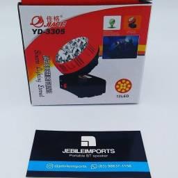 Lanterna de cabeça 12 leds//entregamos grátis jp