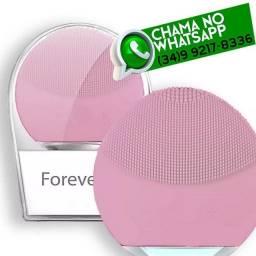 Título do anúncio: Foreo Massageador Facial para Limpeza Recarregável * Fazemos Entregas