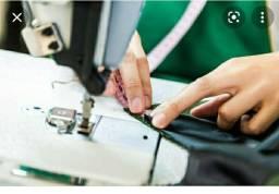 Título do anúncio: Contrata-se costureira para acabamento