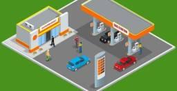 Título do anúncio: vendo posto de gasolina em santos