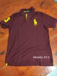 Título do anúncio: Vendo ou troco - Lote de Camisas -  27 peças