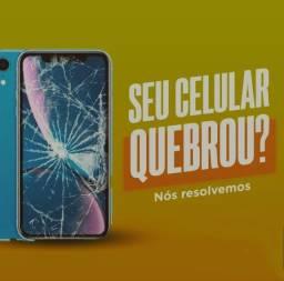 Troca de Tela - iPhone e Xiaomi