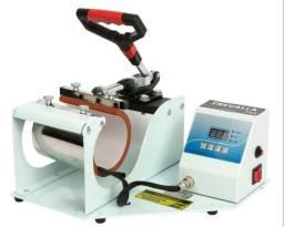 Título do anúncio: Máquina sublimadora de canecas sublimação novas