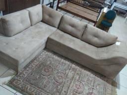 """Título do anúncio: Sofa de Canto Dubai """"a un."""", no Din/Pix = $ 1.999,00"""