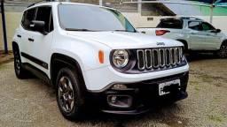 Título do anúncio: Jeep Renegade Sport Automático M.2018 (Único Dono)