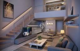 Loft com 1 dormitório à venda, 78 m² por R$ 597.028,48 - Balneário - Florianópolis/SC