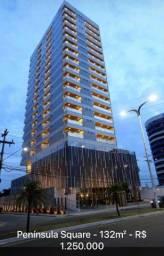 Apartamento Península Square Andar Alto Valor Promocional R$ 1.250.000,00
