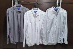 Três Camisas e Uma Calça Social, 12x Sem Juros