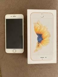 I phone 6S 64g dourado
