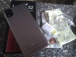 Título do anúncio: LG K52 64gb novo