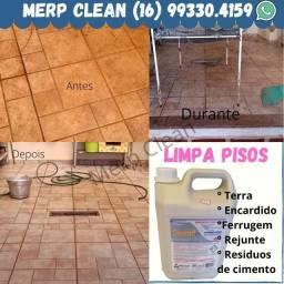 Título do anúncio: Limpa pisos e pós obras Cimentoff 5 litros