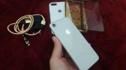 Iphone 8 branco espelhado
