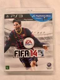 Título do anúncio: Fifa 14 - Playstation 3