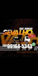 Título do anúncio: GUINCHO SEVALHO