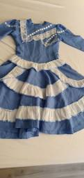 Vestido de prenda tam 3