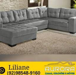 Título do anúncio: sofá\\ !!!!!